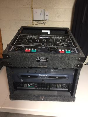 Disc Jockey/DJ set-up, equipment for Sale in Library, PA