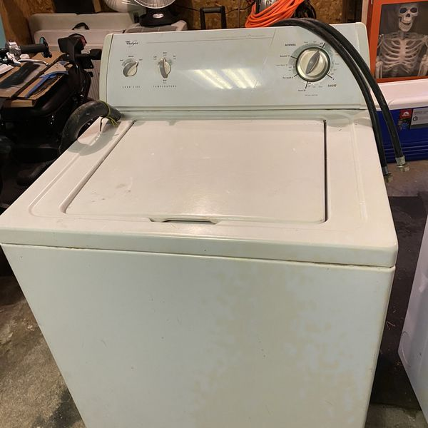 Mismatched Washer And Dryer
