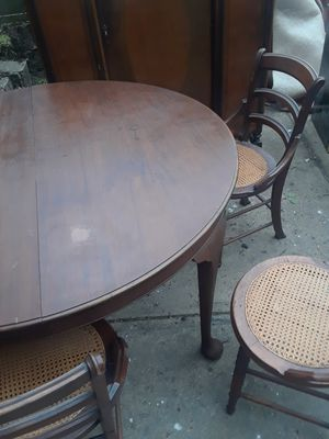 Antique dining room set for Sale in Pittsburgh, PA