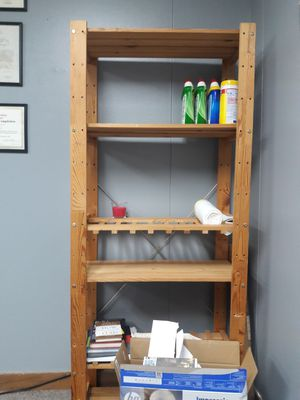 Wood shelf for Sale in Columbus, OH