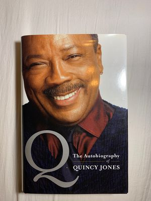 The Autobiography of Quincy Jones for Sale in Brownstown Charter Township, MI