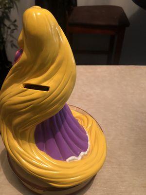 Rapunzel piggy bank for Sale in Sugar Land, TX