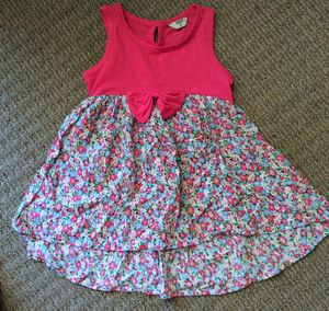 Cute girls dress(Size 2T-3T), Flower pattern dress, Toddler girls clothes for Sale in Redmond, WA