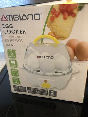 Egg Cooker for Sale in Austin, TX