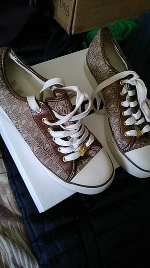 Michael Kors authentic tennis shoes for Sale in Manteca, CA