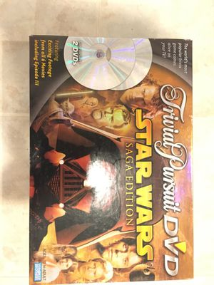 Star Wars tribal game set, board game for Sale in Norton, MA