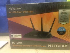 Netgear Nighthawk Smart WiFi router for Sale in San Jose, CA