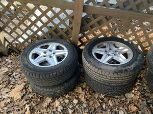 Tires and rims 225/60/16 for Sale in Kansas City, MO