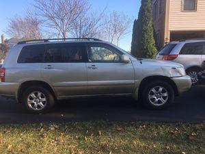 02 Toyota, Highlander best offer for Sale in Bristow, VA