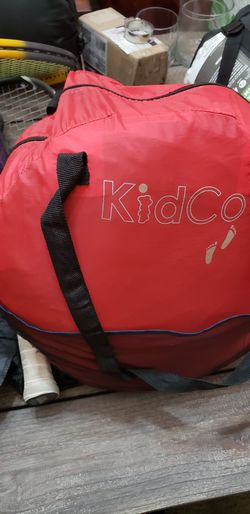 Kidco Peabod toddler baby camping tent bed for Sale in Sun City,  AZ