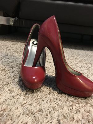 Guess red heels, size 9 for Sale in Vancouver, WA