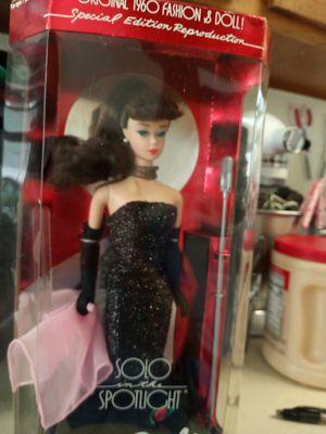 Barbie, Solo in Spotlight for Sale in Arlington, TX