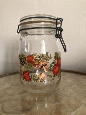 Vintage Spice of Life Arc France Storage Jar for Sale in Fresno, CA