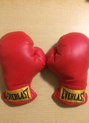 Everlast Boxing gloves for Sale in Evansville, IN