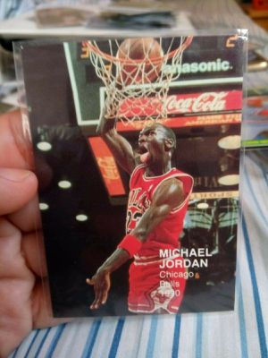 MICHAEL JORDAN 1990 N.B.A. SUPERSTARS CHICAGO BULLS MINT CARD for Sale in Alhambra, CA
