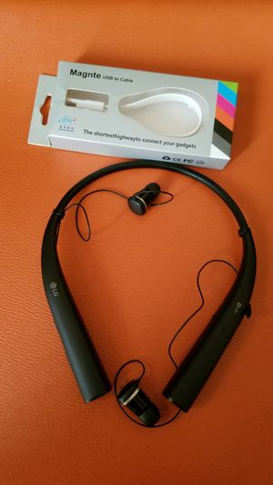 LG Tone Pro HBS-780 Wireless Bluetooth Headphones for Sale in Richmond, CA