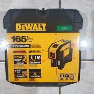 Dewalt 5 Spot+cross Line Laser FIRM for Sale in Artesia, CA