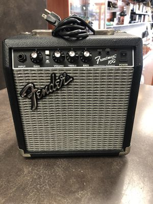 Fender Fromtman 10G Guitar Amp for Sale in Whittier, CA