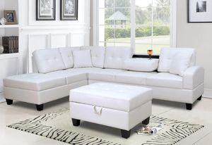 Brand New Global Sectional with Ottoman for Sale in Hyattsville, MD
