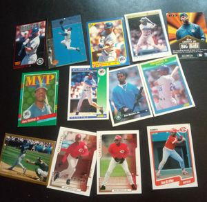 13 ken Griffey Jr baseball cards for Sale in Anderson, SC