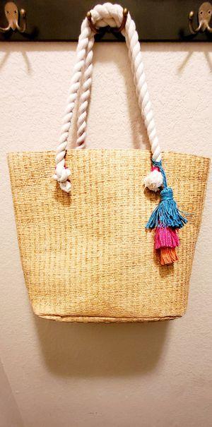 Pom Pom Beach Bag for Sale in Austin, TX