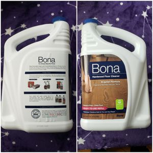 Bona Floor Cleaner Refill 1 Gallon New Pick Up Northside for Sale in Chicago, IL