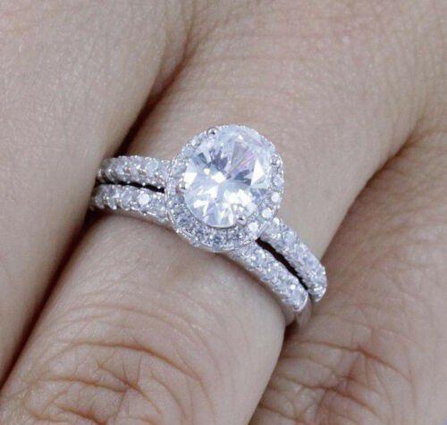 Engagement Rings Set Size 2.5-15 💎