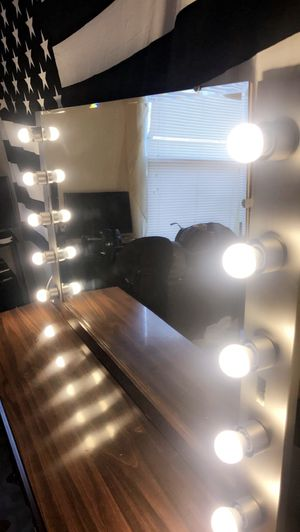 Vanity Mirror and Panel lights for Sale in Cleveland Heights, OH