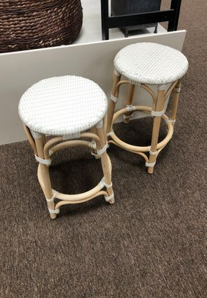 """Set of 2 24"""" stools for Sale in St. Peters, MO"""