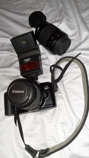 Canon FILM (BATTERY POWERED) RebelX EOS Camera for Sale in Seffner, FL