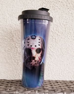 Friday the 13th tumbler for Sale in Buena Park, CA