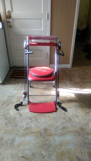 Chair Gym Twister for Sale in Lockport, NY
