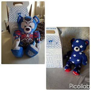 2 BUILD A BEARS for Sale in Colton, CA