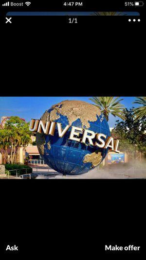 Disneyland tickets for Sale in Orlando, FL