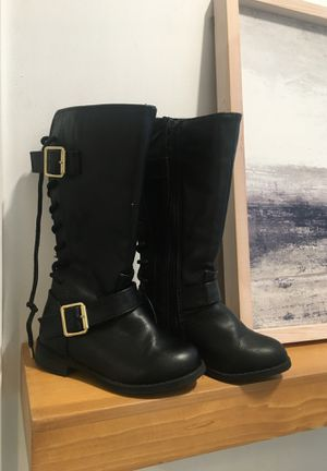 Girls- Toddler boots size 7 for Sale in Chula Vista, CA
