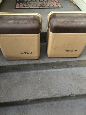 Gott vintage 18 cooler good condition for Sale in San Diego, CA