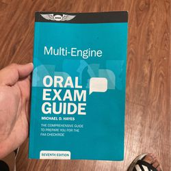 Multi-engine Guide Book for Sale in Denton,  TX