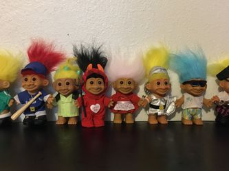 Russ Trolls Vintage 10 Each Or 80 All for Sale in Eagle Creek,  OR