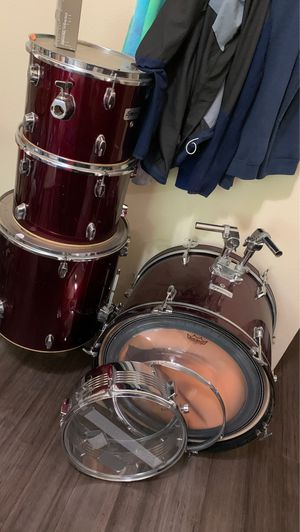 5 peace drum set for Sale in Red Oak, TX