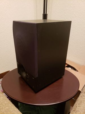 """ENERGY S8.2 Powered Subwoofer 100 Watts, 400 Watts Peak / 8"""" Woofer Great Working Condition for Sale in Modesto, CA"""