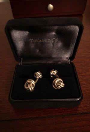 Tiffany Silver Cufflinks for Sale in Washington, DC