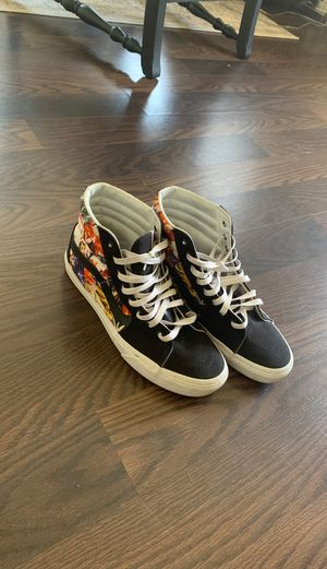 Customized high top vans for Sale in Walton Hills, OH