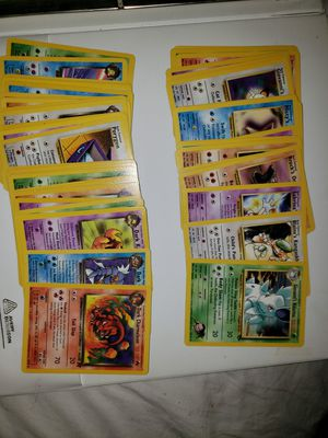 Pokemon Gym Leader and Team Rocket/ Dark Cards for Sale in Staten Island, NY