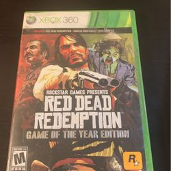 Red Dead Redemption Game Of The Year Edition for Sale in Cheverly,  MD
