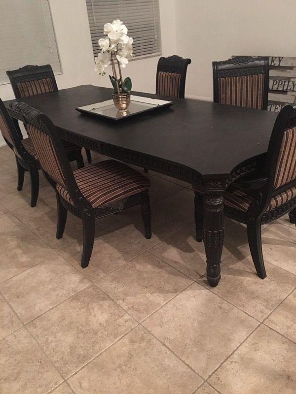 Britannia Rose Dining Room Set Ashley Furniture For Sale In Azusa Ca Offerup