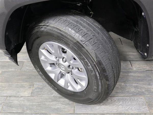 2017 Toyota Tacoma V6