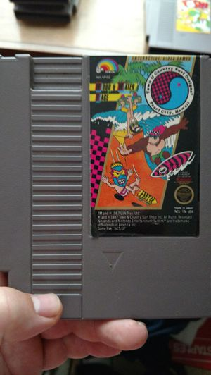 Wood and water rage nes game for Sale in Appomattox, VA