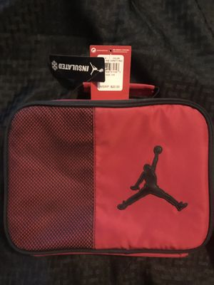 Air Jordan Lunchbag for Sale in Arroyo Grande, CA