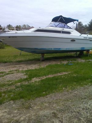28 foot freedom mark one two cabins 454 for Sale in Windham, ME