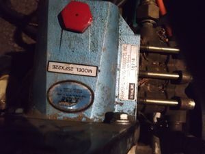 Cat pump. Electric pressure washer for Sale in Vancouver, WA